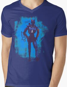 I am Chappie Mens V-Neck T-Shirt