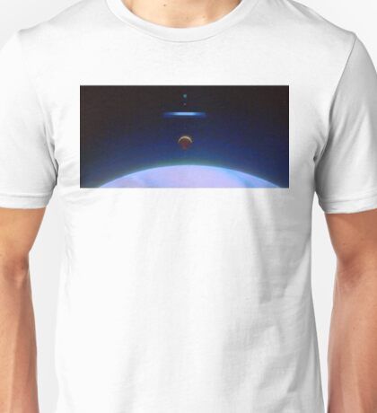 2001: A Space Odyssey - Planets Allign Unisex T-Shirt