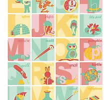 The Alphabet by Lillian Zhao