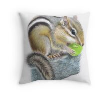 Grape Gourmet Throw Pillow