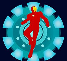 Just Ironman by ThePeacockMan