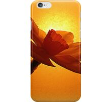The Daffodil iPhone Case/Skin