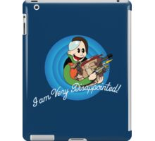 That's Zorg Folks! iPad Case/Skin