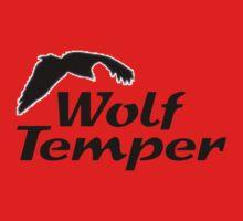 Wolf Temper by MadeleineKyger