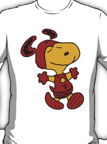 Iron Snoopy T-Shirt