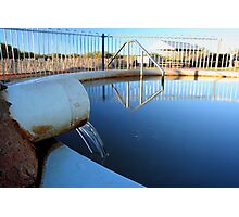 """Hot Tub"" Francois Peron National Park, Western Australia Photographic Print"