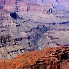 Grand Canyon and Its sculptor by Nancy Richard