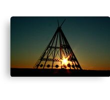 Dreaming of a New Day Canvas Print