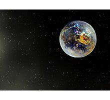 Last Chance To Evacuate Planet Earth Before It Is Recycled Photographic Print