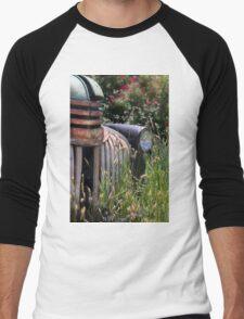 1946 Chevrolet - Rust & Ruins Men's Baseball ¾ T-Shirt