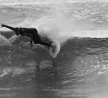 Cutback #1 by Noel Elliot