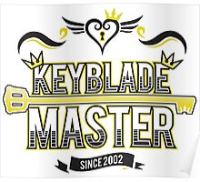 Keyblade Master 2.0 Poster