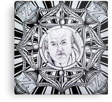 """Steve Zissou, AKA: Bill Murray"" Metal Print"