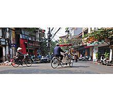 Old Quarter, Hanoi Photographic Print