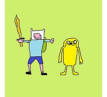 Adventure Time Fine Art Photographic Print