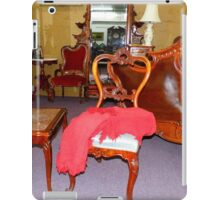 Antique Chairs iPad Case/Skin