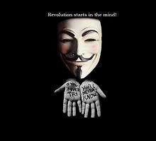Intellectual Revolution by JLDVoluntaryist