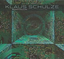 Klaus Schulze - Kontinuum by SUPERPOPSTORE