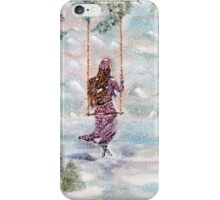 Swing Me Adrift iPhone Case/Skin
