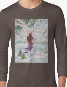Swing Me Adrift Long Sleeve T-Shirt