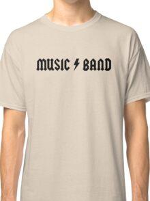 30 Rock - Music Band Classic T-Shirt