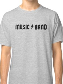 30 Rock - Music Band Classic T-Shirt