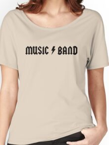 30 Rock - Music Band Women's Relaxed Fit T-Shirt