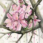 Cherry Blossom by OlechkaDesign