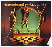 Klaus Schulze - Timewind Poster