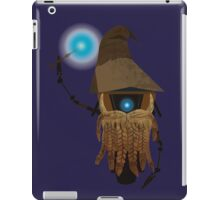 CLAPTRAP WIZZARD iPad Case/Skin
