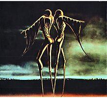 Klaus Schulze - Timewind - in Photographic Print