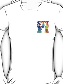 STIFI Sticky Fingers Logo T-Shirt