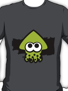 Splatoon Squid (Green) T-Shirt