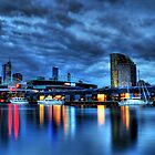 Docklands by Tristan Rayner