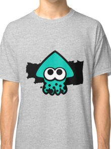 Splatoon Squid (Light Blue) Classic T-Shirt