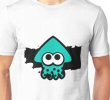 Splatoon Squid (Light Blue) Unisex T-Shirt