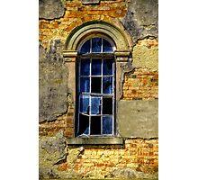 Window at Mayday Hills Photographic Print