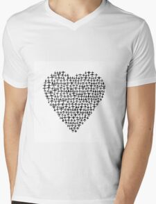 Heart - Airplane / Fighter Jets T-Shirt