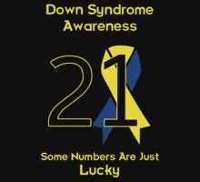 Down Syndrome -- Some Numbers Are Just Lucky by Samuel Sheats