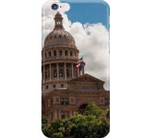 Texas State Capitol in Austin iPhone Case/Skin