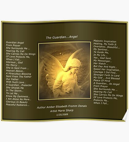 The Guardian... Angel Poster