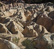 Pink Cliffs - Heathcote by Lee Revell