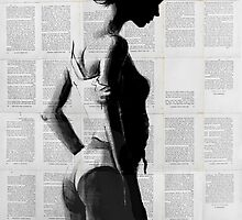 fille by Loui  Jover