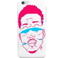 Chance The Rapper - Neon iPhone Case/Skin