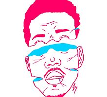 Chance The Rapper - Neon by FoolishSamurai