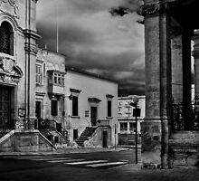 Baroque Valletta by Edwin  Catania