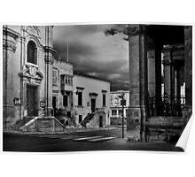 Baroque Valletta Poster