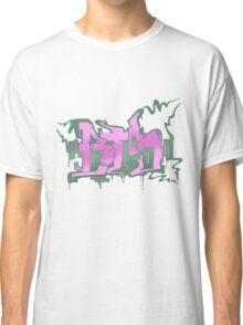 BTS Boy in Luv Graffiti Classic T-Shirt