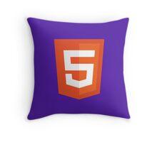 HTML5-2 Throw Pillow