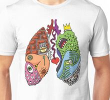 Stupid Lookin' Lungs Unisex T-Shirt